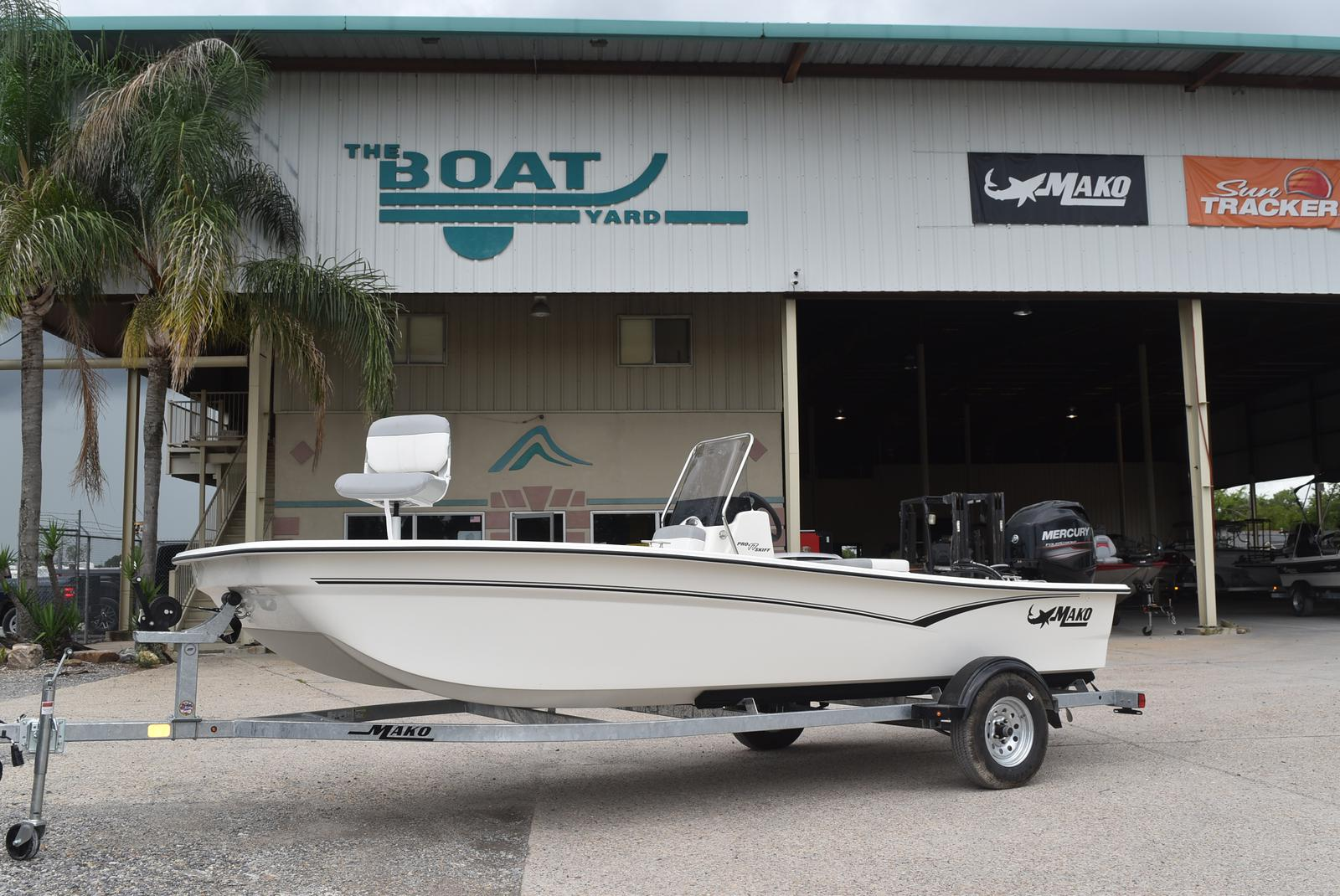 2020 Mako boat for sale, model of the boat is Pro Skiff 17, 75 ELPT & Image # 510 of 702