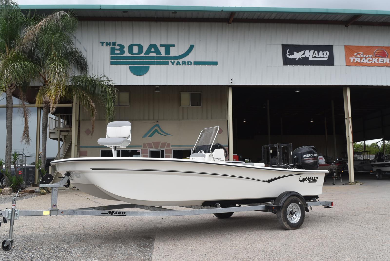2020 Mako boat for sale, model of the boat is Pro Skiff 17, 75 ELPT & Image # 7 of 9