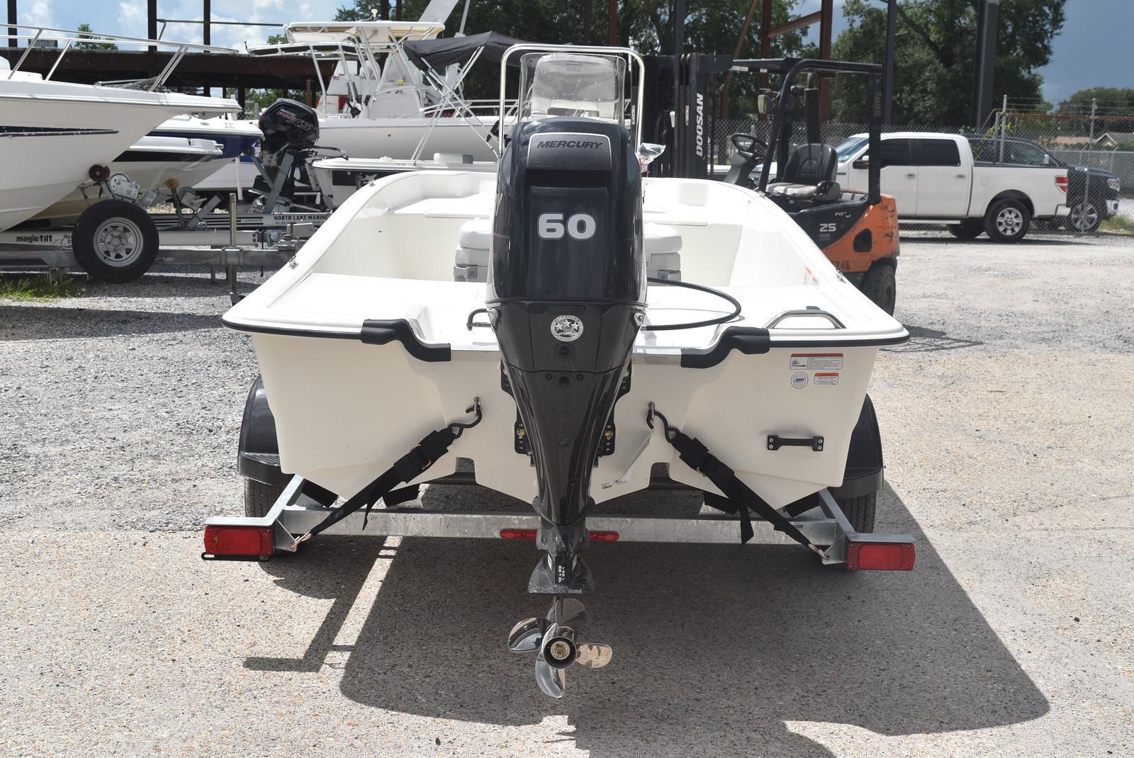 2020 Mako boat for sale, model of the boat is Pro Skiff 17, 75 ELPT & Image # 8 of 9