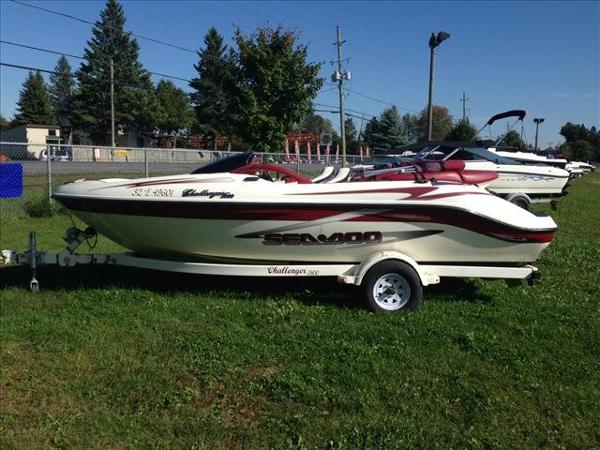 For Sale: 1999 Sea Doo Pwc Challenger 1800 18ft<br/>George's Marine & Power Sports - Ottawa - A Division of Pride Marine