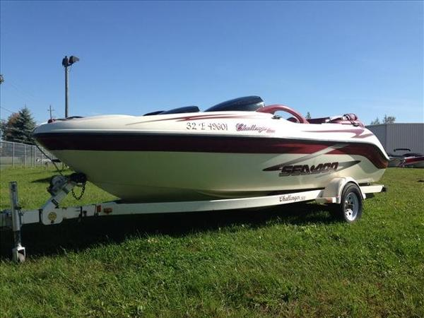 1999 Sea Doo PWC boat for sale, model of the boat is Challenger 1800 & Image # 2 of 8