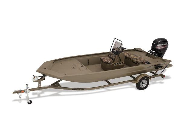 2017 Tracker Boats Grizzly 1860 Mvx Cc