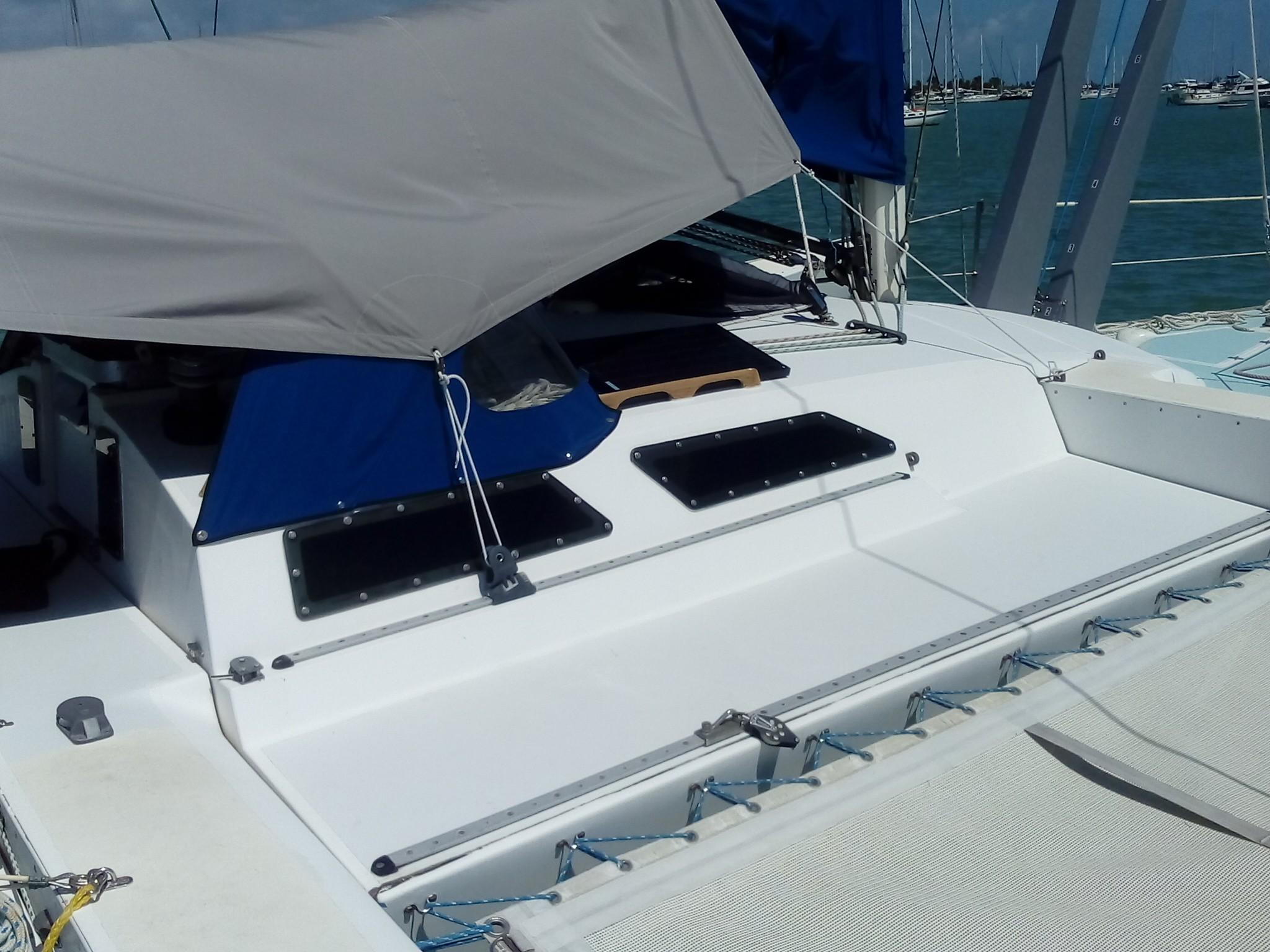 Condor 40 Trimaran | MultiYB - Multihull Yacht Brokerage