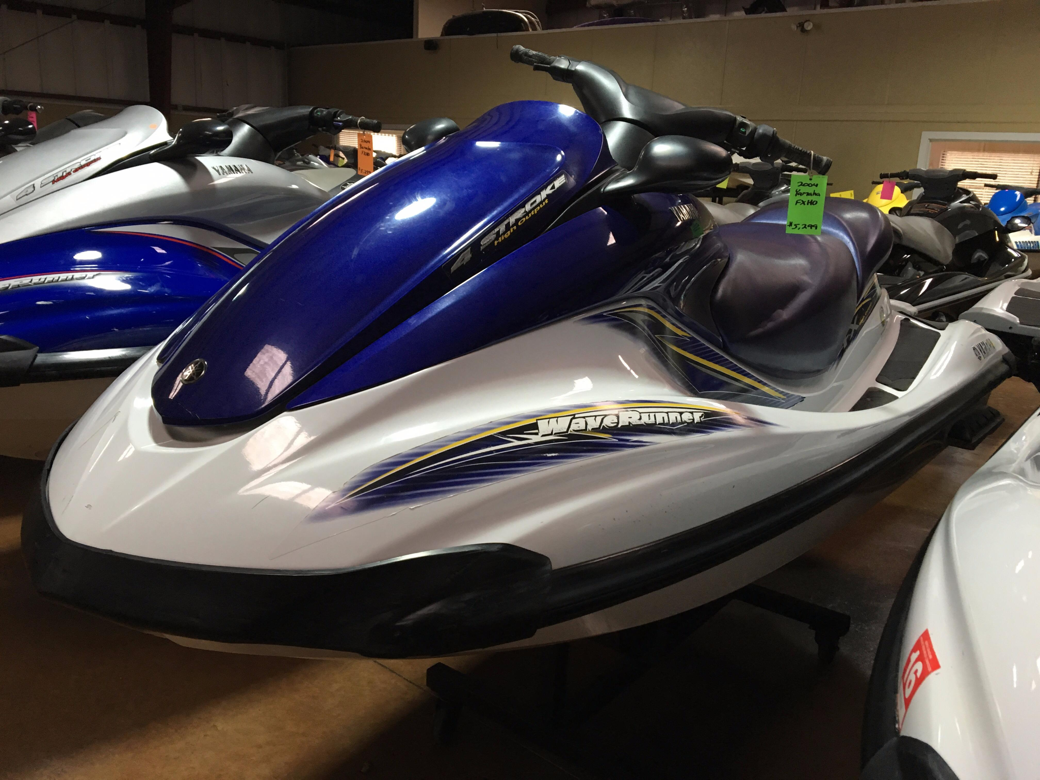 2004 Yamaha WaveRunner® FX Cruiser High Output