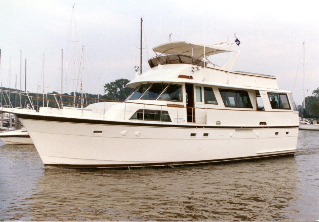 56 hatteras 1983 for sale in port clinton ohio us for Hatteras motor yacht for sale