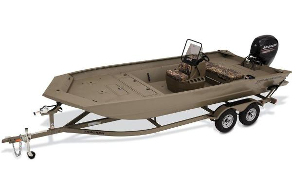 2017 Tracker Boats Grizzly 2072 Mvx Cc