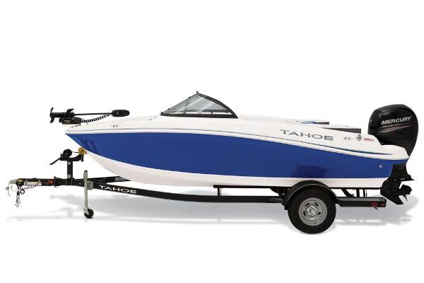 2021 Tahoe boat for sale, model of the boat is 450 TF & Image # 7 of 58