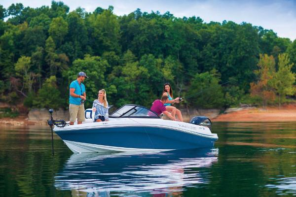2021 Tahoe boat for sale, model of the boat is 450 TF & Image # 4 of 58