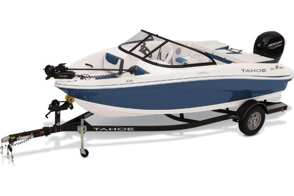 2021 Tahoe boat for sale, model of the boat is 450 TF & Image # 1 of 58