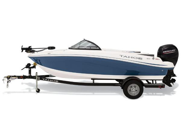 2021 Tahoe boat for sale, model of the boat is 450 TF & Image # 11 of 58