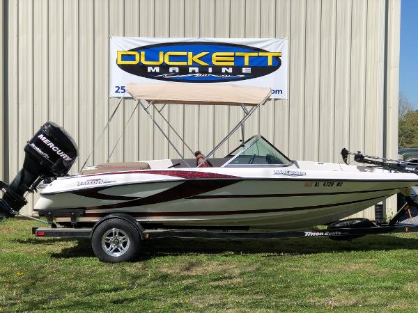 2012 TRITON 190 ESCAPE for sale