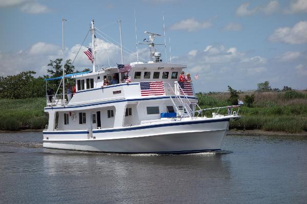 60' GILLIKIN 1964 60 Pilot House Motor Yacht