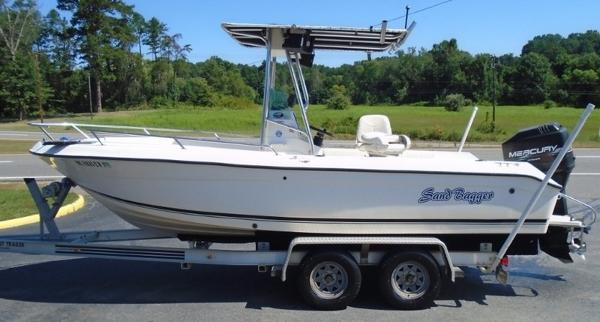 1998 ROBALO 2100 VP for sale