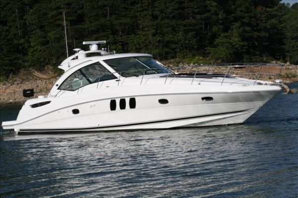 2008 Sea Ray 48 Sundancer Location: East Coast US. $555000.00