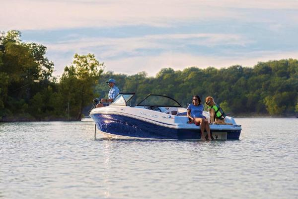 2021 Tahoe boat for sale, model of the boat is 500 TF & Image # 3 of 65