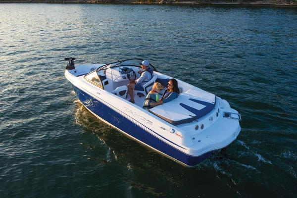 2021 Tahoe boat for sale, model of the boat is 500 TF & Image # 5 of 65