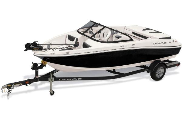 2021 Tahoe boat for sale, model of the boat is 500 TF & Image # 11 of 65