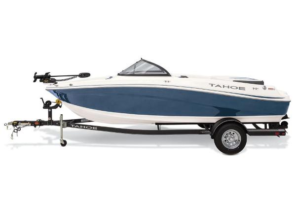 2021 Tahoe boat for sale, model of the boat is 500 TF & Image # 12 of 65