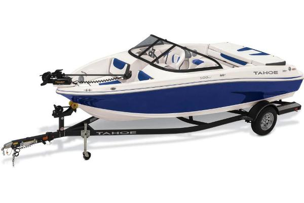 2021 Tahoe boat for sale, model of the boat is 500 TF & Image # 14 of 65