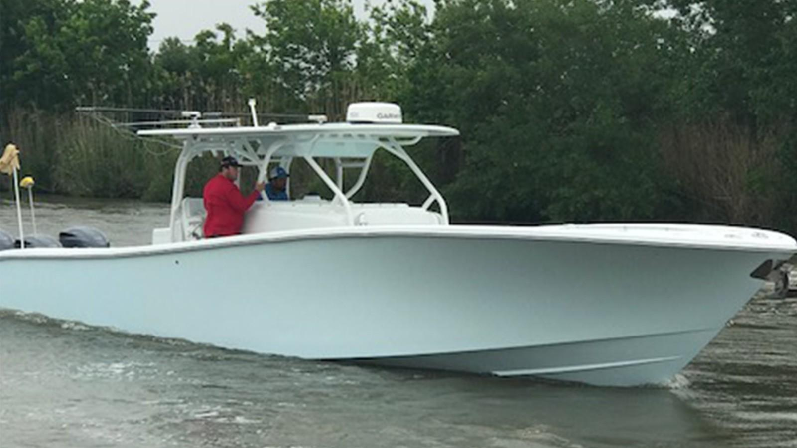 42' Yellowfin 2016
