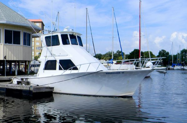 Morgan - 41 Custom Sportsfisherman Sports Fishing Boats