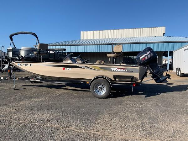 2003 TRITON MAGNUM V186 for sale