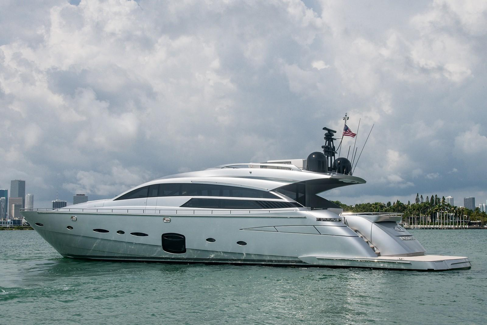 92 Pershing Incognito 2012 Miami | Denison Yacht Sales
