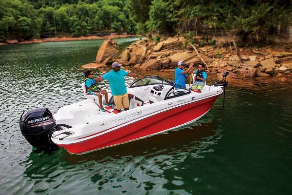 2021 Tahoe boat for sale, model of the boat is 550 TF & Image # 6 of 82