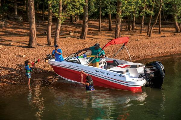 2021 Tahoe boat for sale, model of the boat is 550 TF & Image # 8 of 82