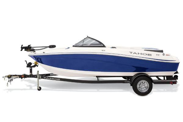 2021 Tahoe boat for sale, model of the boat is 550 TF & Image # 10 of 82