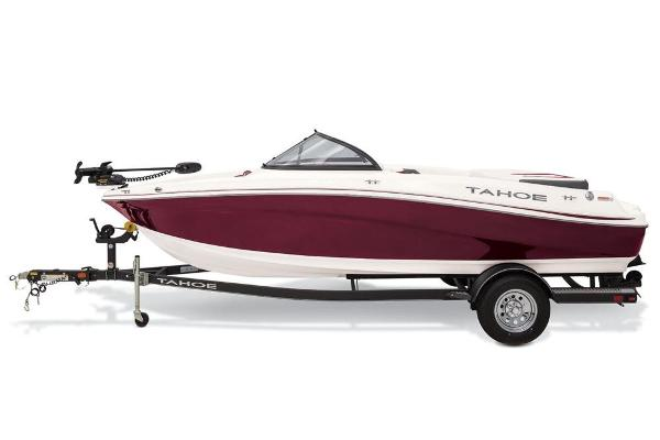2021 Tahoe boat for sale, model of the boat is 550 TF & Image # 11 of 82