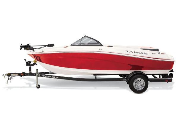 2021 Tahoe boat for sale, model of the boat is 550 TF & Image # 12 of 82