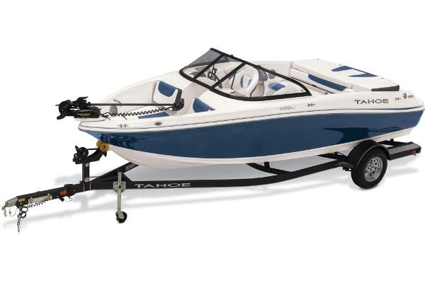 2021 Tahoe boat for sale, model of the boat is 550 TF & Image # 17 of 82