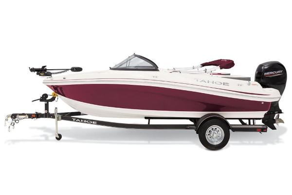 2021 Tahoe boat for sale, model of the boat is 550 TF & Image # 20 of 82