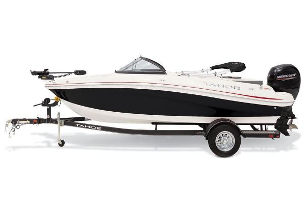 2021 Tahoe boat for sale, model of the boat is 550 TF & Image # 23 of 82