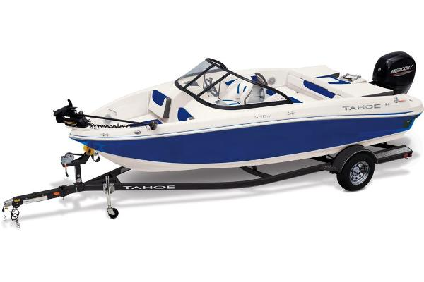 2021 Tahoe boat for sale, model of the boat is 550 TF & Image # 26 of 82
