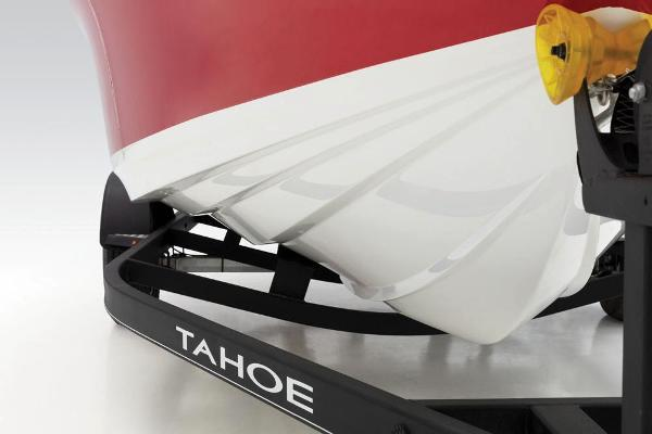 2021 Tahoe boat for sale, model of the boat is 550 TF & Image # 41 of 82