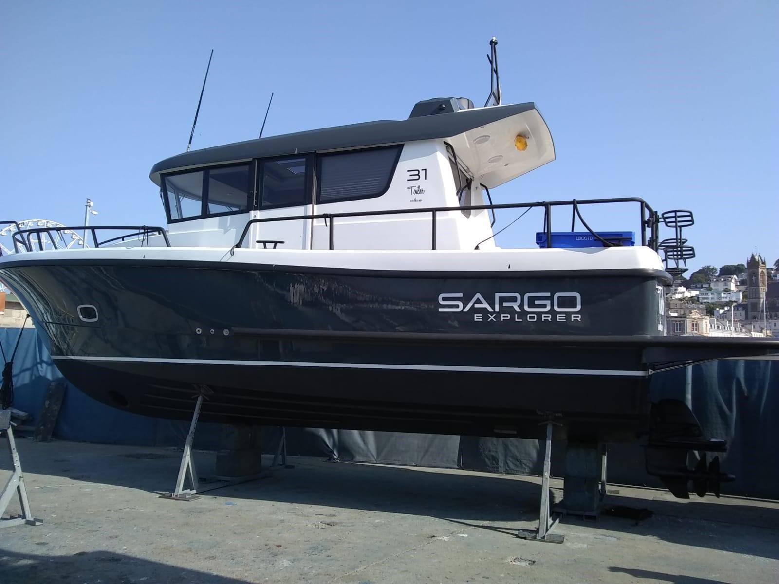 2018 Sargo 31 Explorer for sale
