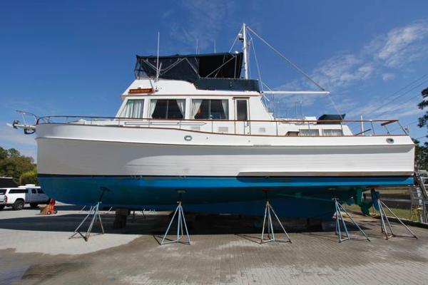 49' Grand Banks 1988 49 Classic