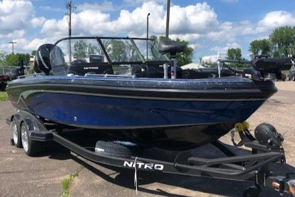 2020 Nitro boat for sale, model of the boat is ZV21 & Image # 1 of 44