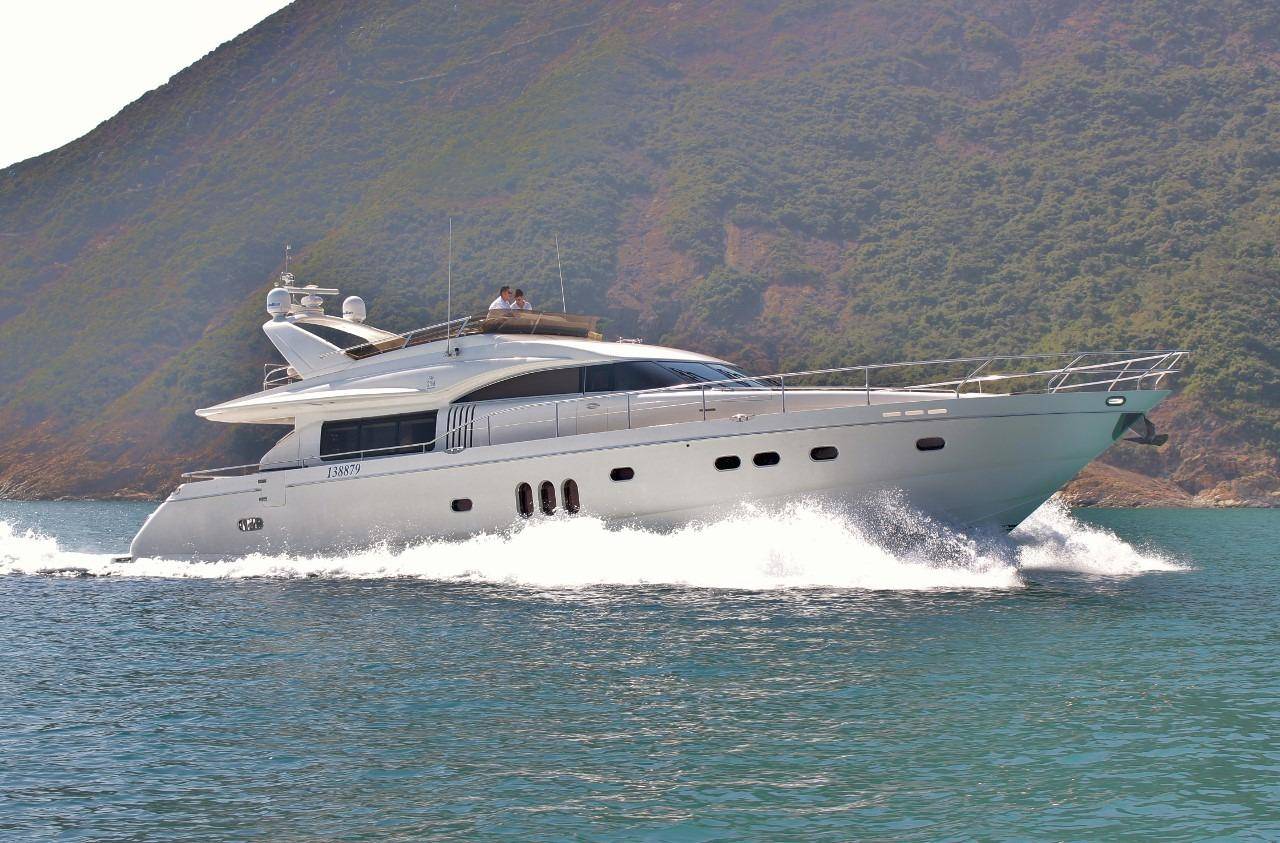 Princess 23M- Cruising