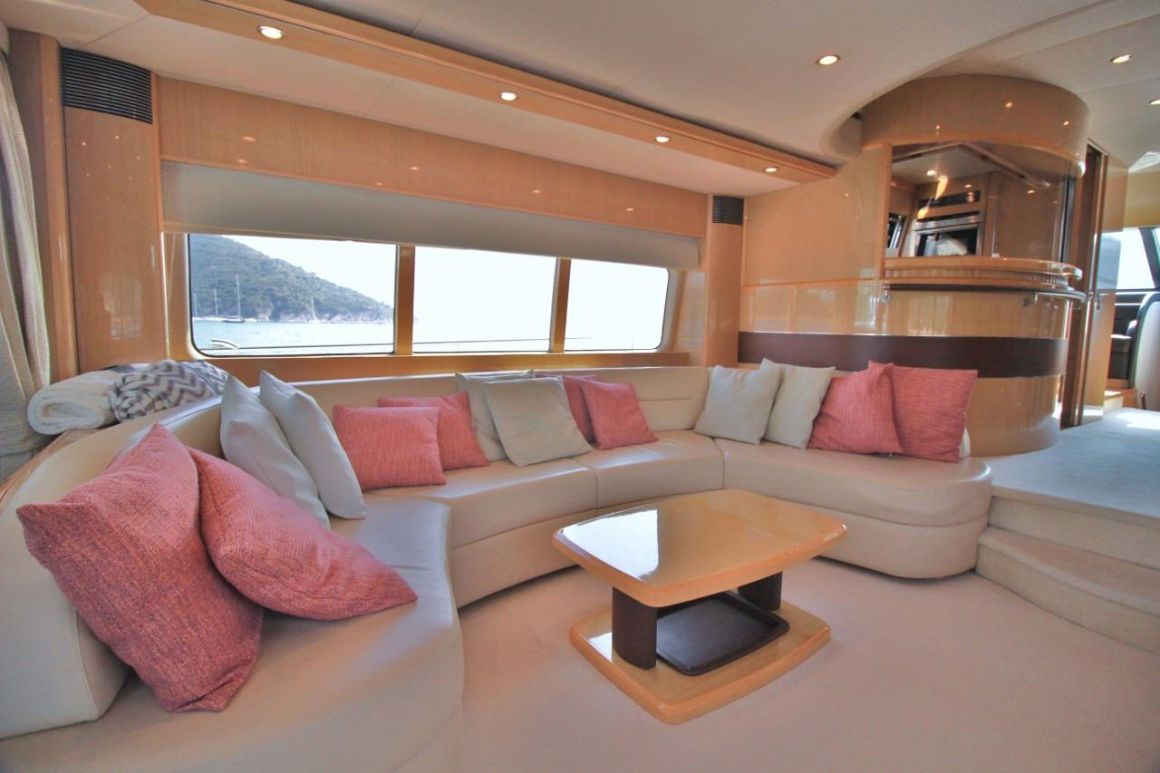 Princess 23M- Saloon