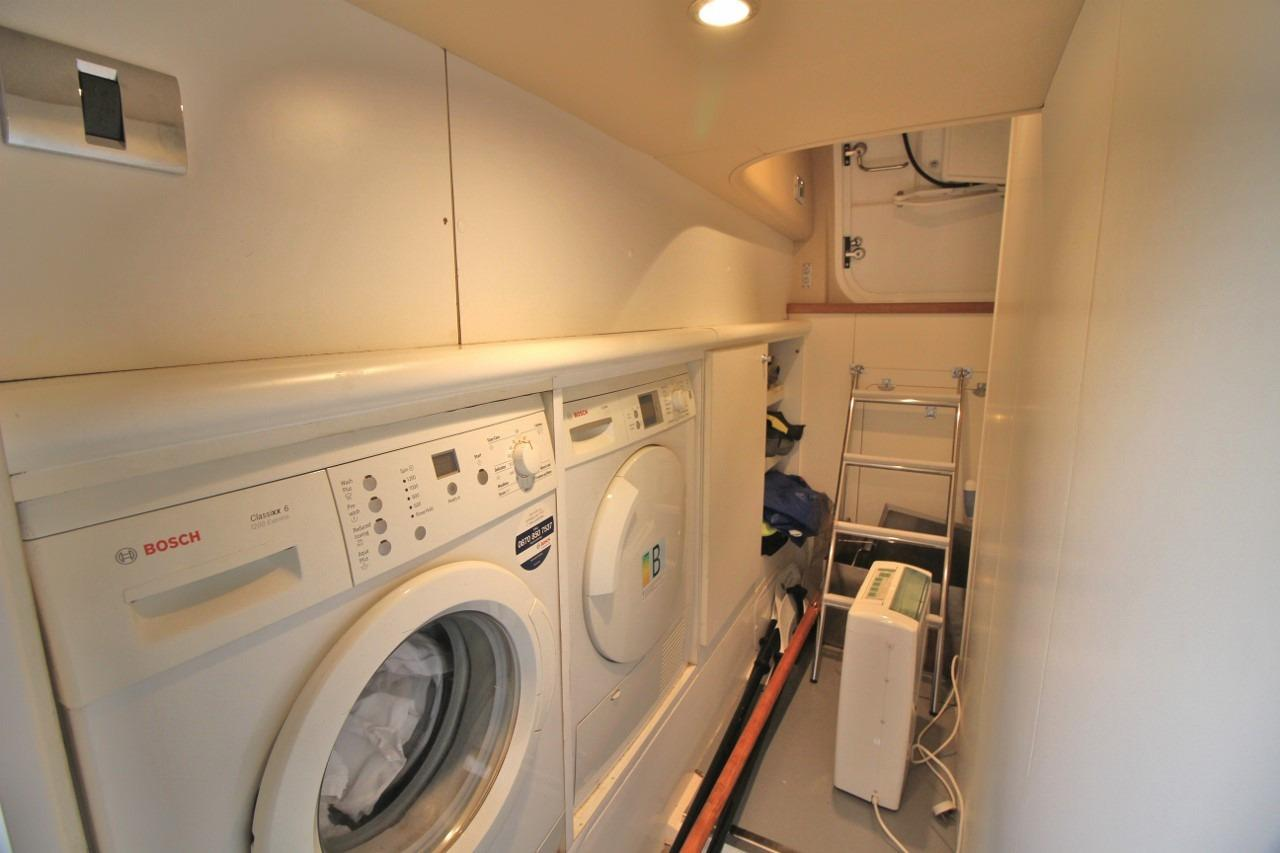 Princess 23M- Laundry Area