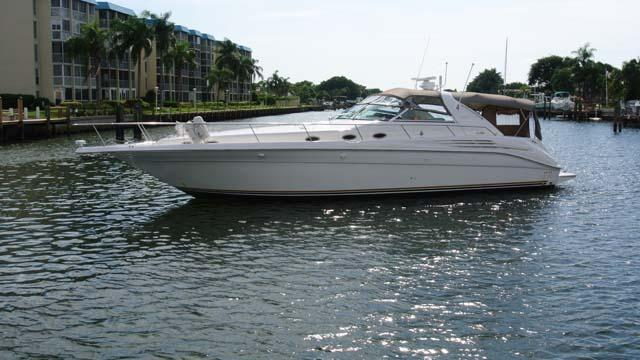 1996 Sea Ray 45 Sundancer