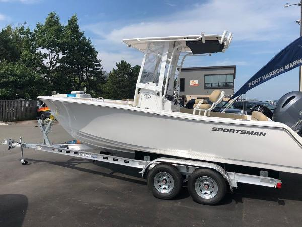 2019 SPORTSMAN BOATS 211 HERITAGE for sale
