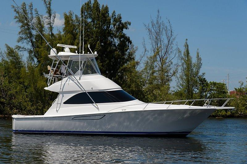 2017 Viking 42 Convertible