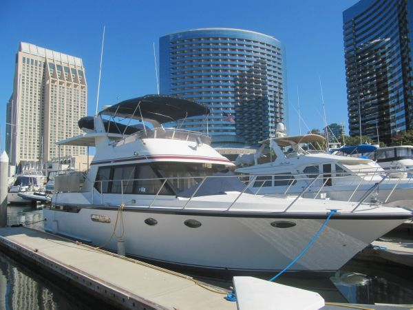 Picture Of:  46' King Cockpit M Y 1988Yacht For Sale | 15