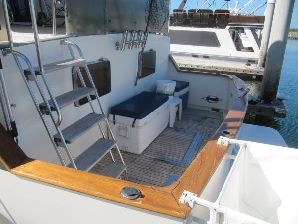 Picture Of:  46' King Cockpit M Y 1988Yacht For Sale | 3 of 15