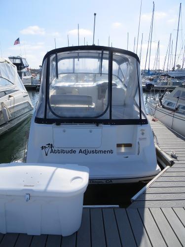 Actual Boat