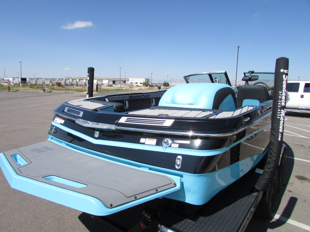 2019 Mastercraft boat for sale, model of the boat is ProStar & Image # 25 of 37